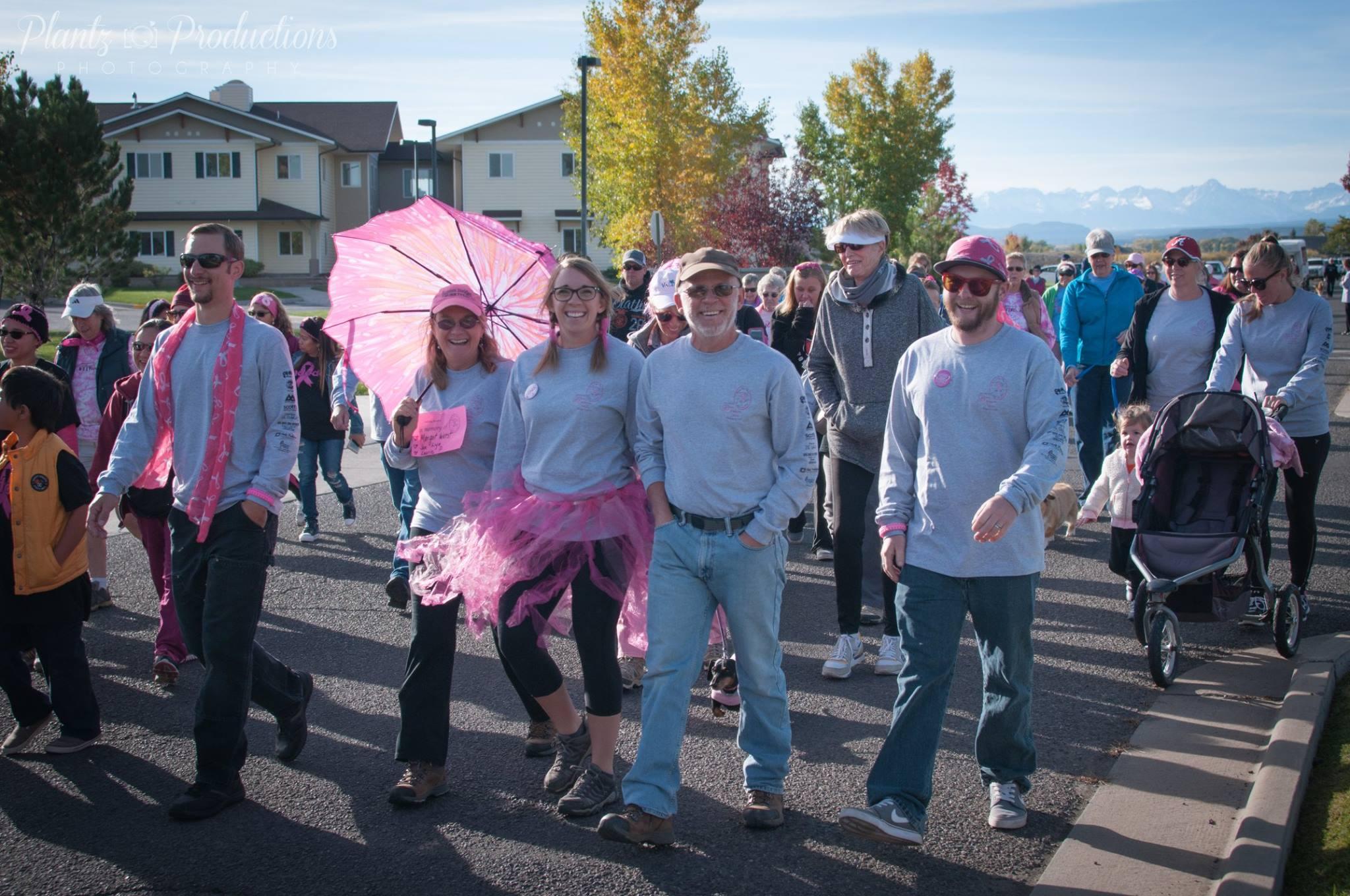 2016 Bosom Buddies Walk/Run