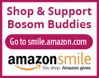 shop amazon smiles to support bosom buddies breast cancer support group